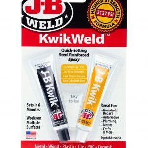 KWIKWELD TWIN TUBE - 2 OZ