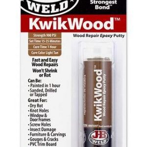 KWIKWOOD EPOXY PUTTY - 1 OZ