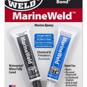 MARINEWELD TWIN TUBE - 2 OZ