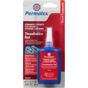 Permatex Permanent Strength Threadlocker