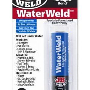 WATERWELD EPOXY PUTTY - 2 OZ